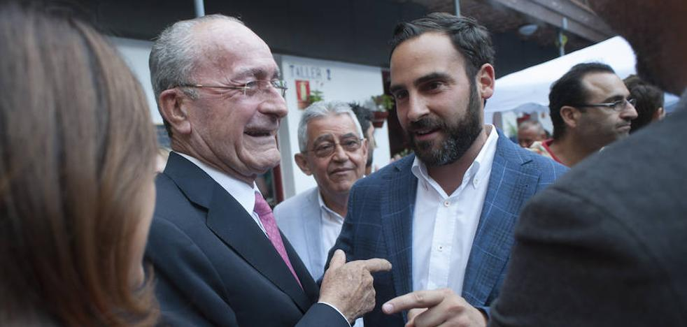 Dani Pérez al regidor: «Si Pedro Sánchez ha llegado a presidente, yo seré alcalde»