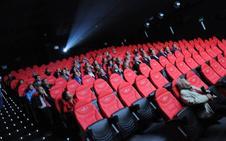 El número de salas de cine en España crece por primera vez en la última década