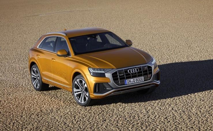 Audi Q8, nueva imagen