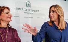 Pedro Sánchez tiende puentes con Susana Díaz al nombrar a María Jesús Montero ministra de Hacienda