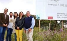 El PP denuncia el «abandono» de las carreteras de Ronda