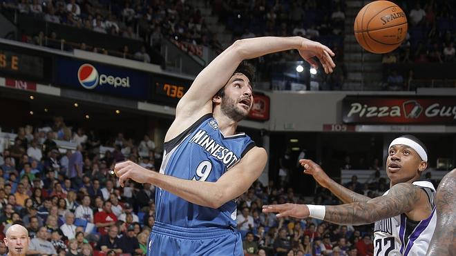 Cousins y los Kings superan a los Timberwolves