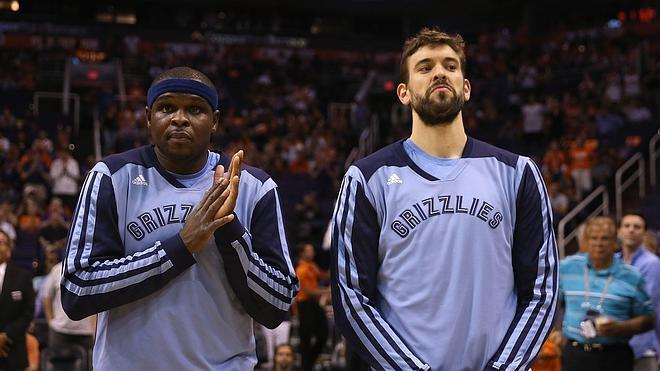 Los Grizzlies se meten en los 'playoffs'