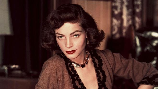 Fallece Lauren Bacall, una de las últimas diosas de Hollywood