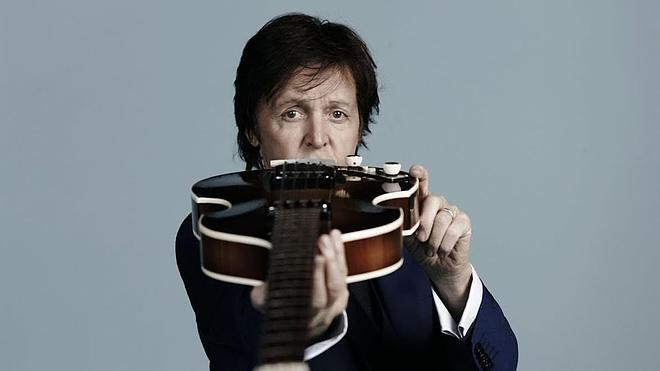Paul McCartney y Johnny Depp protagonizan una jam session de media hora