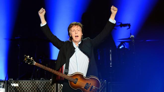 Paul McCartney levanta el hacha de guerra contra Sony