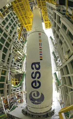 ESA (Agencia Espacial Europea)