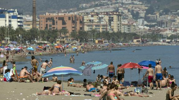Málaga en verano
