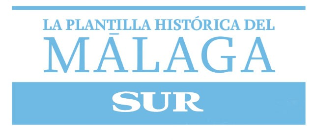 Plantilla histórica del Málaga CF