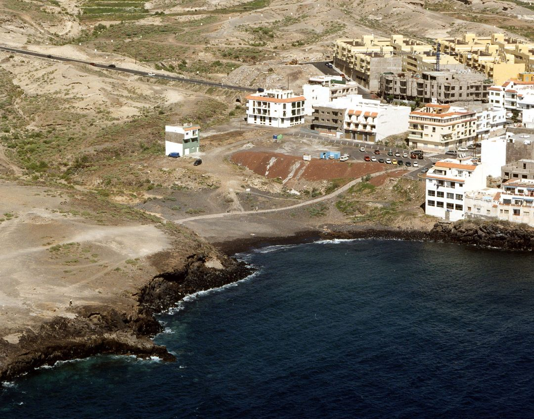 Playa de Los Abrigos, Granadilla de Abona (Isla de Tenerife) | diariosur.es