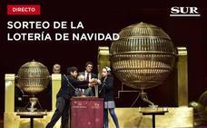 Sigue en directo el sorteo de 'El Gordo'