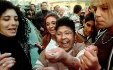 Aquel Gordo de la Lotería que cayó en Málaga hace veinte años