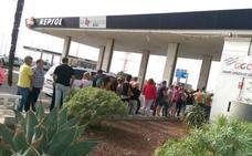 La gasolinera de la suerte que lleva seis años seguidos dando premios