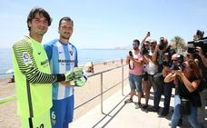 Cenk y Kuzmanovic, unidos por su ilusión de triunfar en el Málaga