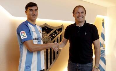 El Málaga confirma el fichaje de Diego González