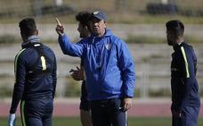 José González: «Todo lo que diga se usa en mi contra, porque los resultados mandan»