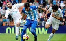 El Málaga, en busca de una gesta en la semana más difícil