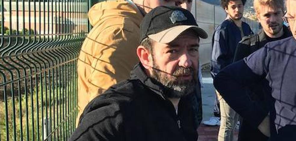 Enrique García: «La emoción de empujar a tu equipo tras un varapalo es muy cinematográfica»
