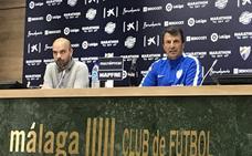 Jose: «Andrés ha demostrado que el Málaga tiene portero para el futuro»