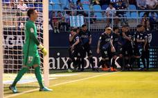 El Málaga no se limitará al mercado de Segunda para fichar a otro portero