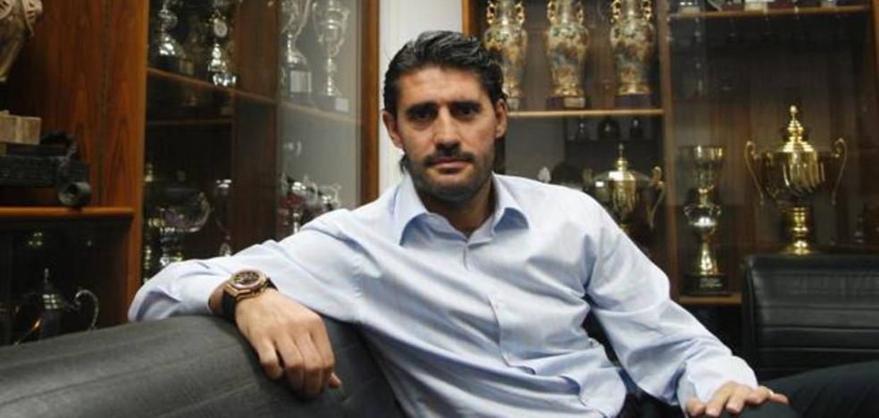 Caminero es ya el director deportivo del Málaga