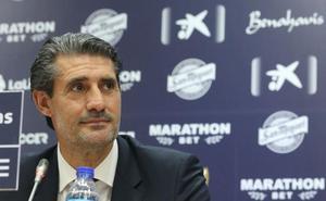 Caminero sondea a los candidatos para cerrar al entrenador del Málaga antes del lunes