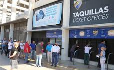 El Málaga suma 8.000 abonados en la primera semana