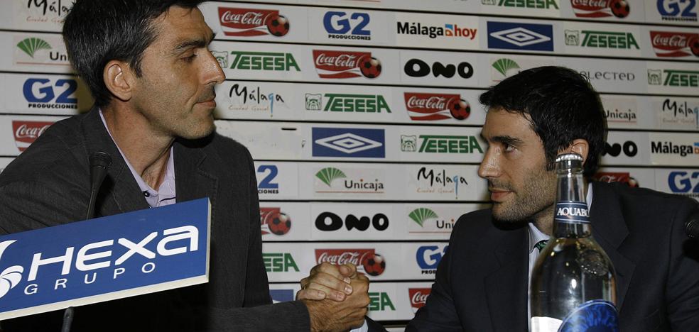 Muñiz ascendió a Primera al Málaga y al Levante