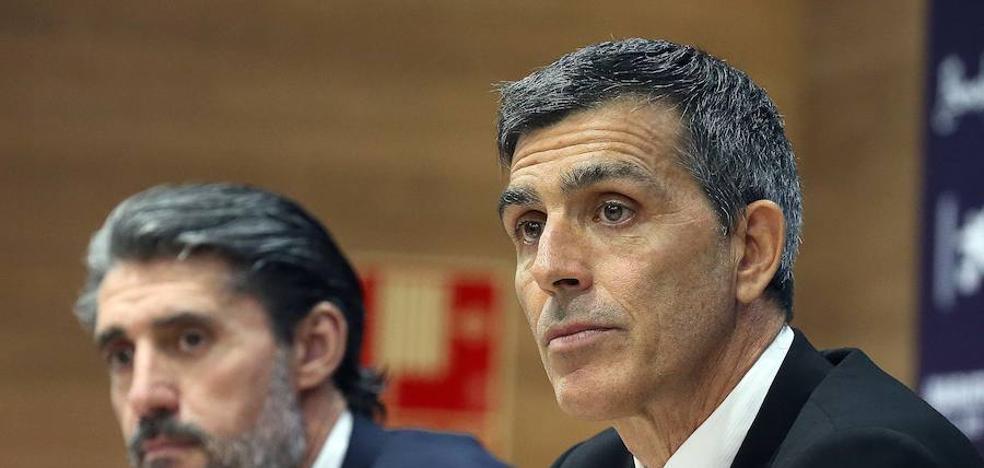 Muñiz llega al Málaga sólo con Álvaro Reina y Toni Mengual para su cuerpo técnico