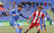 Jorge Molina, en el punto de mira del Málaga