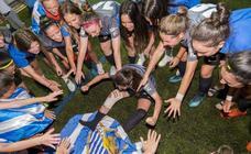 El filial femenino del Málaga gana al Cádiz y asciende