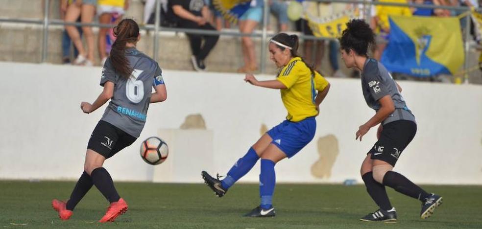 El filial del Málaga femenino asciende a Segunda División