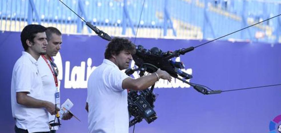 El Málaga espera recibir unos 29 millones por la ayuda al descenso y la televisión