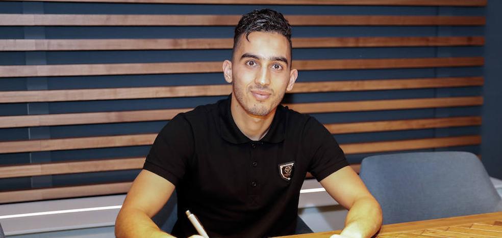 Boulahroud firma por tres temporadas, y el coste del traspaso será de 600.000 euros