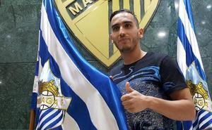 Boulahroud, nuevo jugador del Málaga: «La adaptación va a ser rápida»