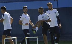 El debut del Málaga ante el Nottingham, el lunes a las 11.00 horas en Marbella
