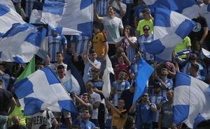 El Málaga, ante el reto de ser el club con más socios en Segunda