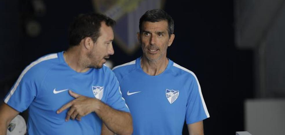 El Málaga añade amistosos a una intensa pretemporada en tierras malagueñas