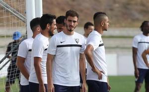 Koné, Luis y Mikel están ahora en la rampa de salida del Málaga