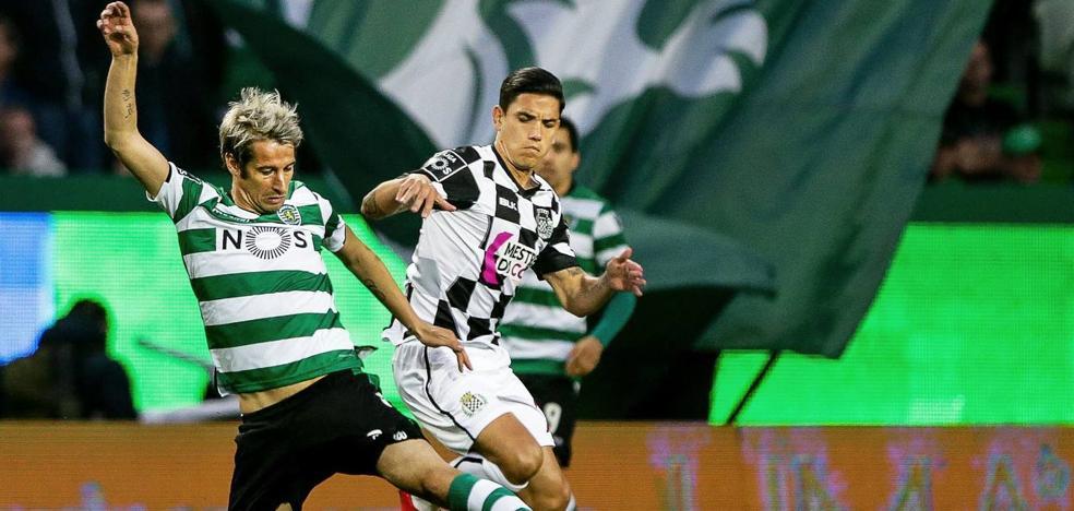 El Málaga ficha al atacante Renato Santos