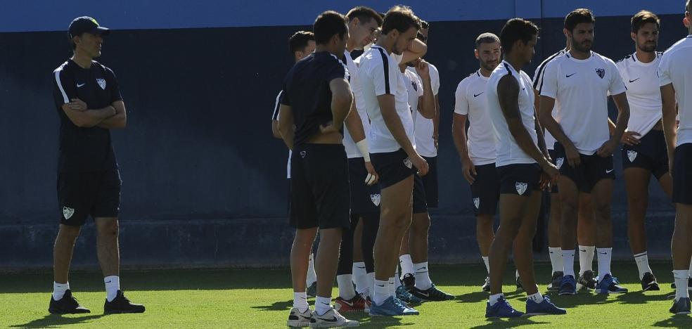 Hoy rueda el balón para el Málaga