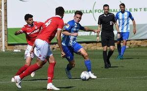 Un Málaga todavía verde, goleado en su debut de pretemporada (0-3)