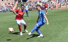 El Málaga cae en su debut de pretemporada frente al Nottingham Forest