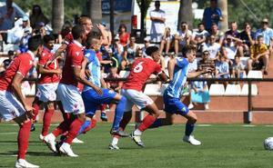 El sábado en Coín ante el Extremadura, segundo amistoso del Málaga