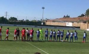 El Nottingham Forest derrota al Málaga (0-3)