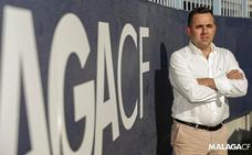 El Málaga hace oficial la incorporación de Rafa Gil a la dirección de La Academia