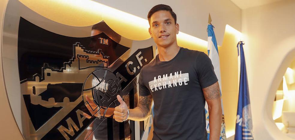 Renato Santos ya es jugador del Málaga