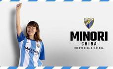 El Málaga ficha a la japonesa Chiba Minori