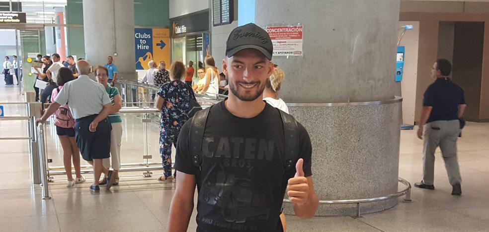 Haksabanovic ya está en Málaga
