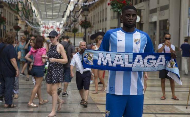 Fichajes del Málaga para la temporada 2018/19